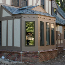 Traditional Exterior by North Star Carpentry