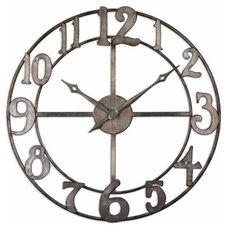 Modern Clocks by Elite Fixtures