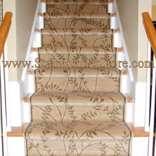 Contemporary Carpet Flooring by The Stair Runner Store - Creative Carpet & Rug LLC