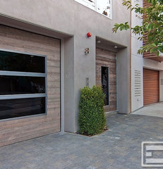 modern garage doors by Dynamic Garage Door