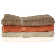 contemporary towels by ABC Carpet & Home