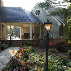 Traditional Exterior by Bowers Design Build