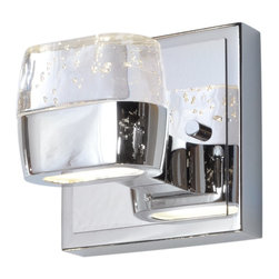ET2 - E22891 Volt 1-lt LED Bath Vanity - Volt 1-Light LED Vanity