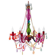 eclectic chandeliers by CAR mobel
