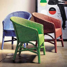 Contemporary Outdoor Lounge Chairs by Carolina Rustica
