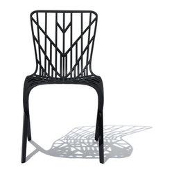 Knoll - Knoll | Washington Skeleton™ Painted Aluminum Chair - Design by David Adjaye, 2013.