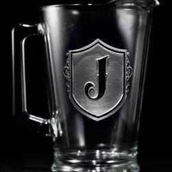 Custom Engraved Barware, Beer Pitchers, Beer Mugs - Crystal Imagery