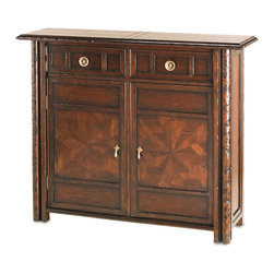 Currey and Company - Currey and Company Aragon Credenza Traditional Cabinet - Small X-7513 - Currey and Company Aragon Credenza Traditional Cabinet - Small X-7513