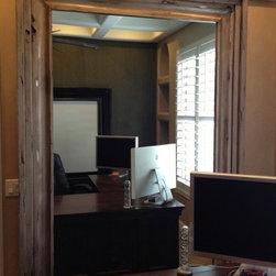 Barn Doors - Specifications: