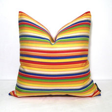 Eclectic Outdoor Pillows by Etsy