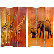 Modern Screens And Wall Dividers by Oriental Furniture