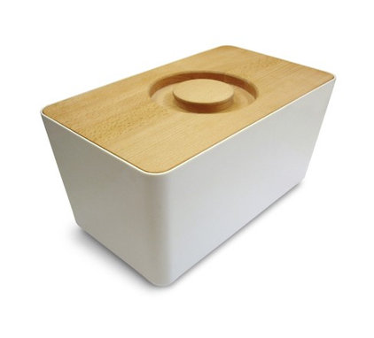 Modern Bread Boxes by Connox