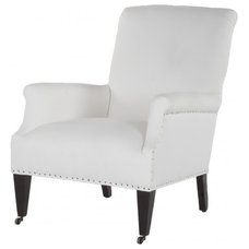 modern armchairs by Jayson Home