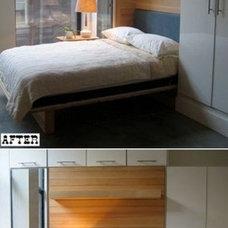 Interiors / murphy bed