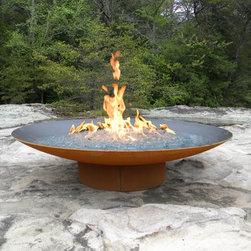FirePit Art - Asia Gas Firepit -