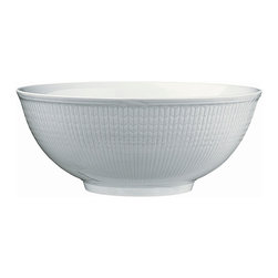iittala Swedish Grace Rice Bowl 10oz Snow - A design classic in six colours. This tableware still evokes the same emotions as when it was unveiled at the Stockholm Exhibition in 1930. Louise Adelborg succeeded in conveying the sensation of ears of wheat swaying in the summer breeze.