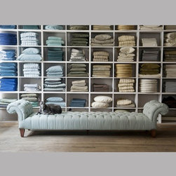 canvas — Chesterfield Chaise -
