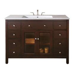 Lexington 48-inch Vanity Combo