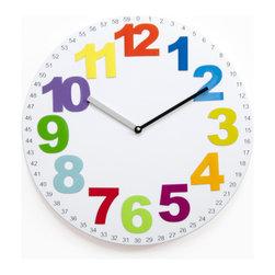 AS YOU LIKE   Modern wall clocks - Made in Italy - Design: Barbero design