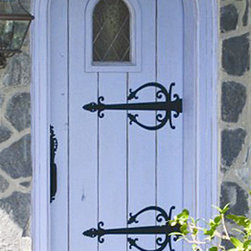 Old World Collection - DbyD3022 - This door is perfect for the bungalow with style. What a great way to give a house personality and flair.