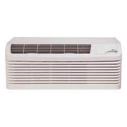 Amana - Amana PTH153G35AXXX 15,000 BTU PTAC AC with Heat Pump - New installations require a sleeve and a rear grille.  These items are not included with the air conditioner.