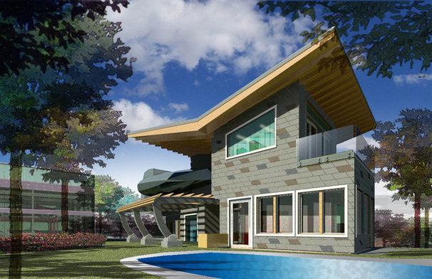 Contemporary Rendering by Reveal Studio, Inc.