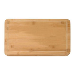 Creative Home - Creative Home Bamboo Cutting Board Light Brown - 73395 - Shop for Cutting Boards from Hayneedle.com! About Creative Home Bringing fresh innovative products to the marketplace is priority at Creative Home . Offering mainly kitchenware and bath accessories the team at Creative Home collaborates with a variety of design groups and uses an assortment of resources to spot market trends. Known for using refreshing materials such as marble or eco-friendly bamboo for pantryware serveware or bath accessories and for using sleek stainless steel or enamel on steel for tea kettles mugs and more Creative Home presents a product line that meets the needs of today's consumers. There's no place like Creative Home a company that consistently excels in quality design function and value.