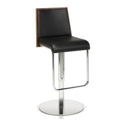 "ARTeFAC - Modern Aesthetic Counter/Bar Stool, Bar Seat Height 33"" - Modern Aesthetic Counter/Bar Stool"