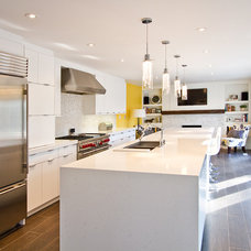 Modern Kitchen Cabinets by AyA Kitchens of Vancouver