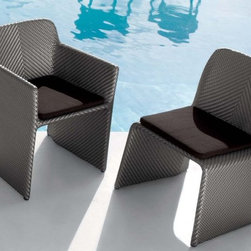 Outdoor furniture DH-9600 - rattan outdoor furniture