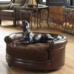 "23025 Lucky, Pet Bed by uttermost - Get 10% discount on your first order. Coupon code: ""houzz"". Order today."