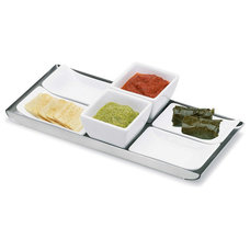 Contemporary Serving Dishes And Platters by PureModern