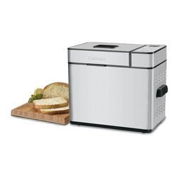 Cuisinart - Cuisinart 2 lbs. Automatic Bread Maker - 12 pre-programmed menu options
