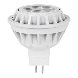 FEIT ELECTRIC CO #261200 - BPEXN/500/LED MR16 2-Pin Bulb - MR16 Gu5.3 LED Mini Reflector Bulb