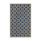 Surya - Surya Goa Hand Tufted Wool Rug X-3533-7405G - With an array of unique designs, Goa characterizes all you will ever want in a beautiful rug. These fashion-forward rugs utilize a color palette that follows effortlessly with today's hottest furniture styles. Designs range from peaceful floral to exciting contemporary themes. This collection is sure to become an essential piece in any home that desires a higher sense of style and fashion.