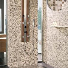 Contemporary Tile Capadocia - Dune - stone mosaic