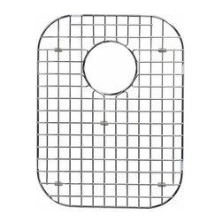 Artisan Manufacturing - Artisan Stainless  Sink Grid 12 1/2  x 16 1/2 - BG-17S Artisan Manufacturing 12-1/2 X 16-1/2 Stainless Steel Sink Grid