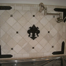 Traditional Tile by American Tile and Stone/Backsplashtogo.com