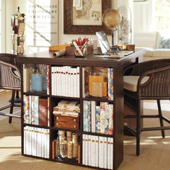 contemporary desks by Pottery Barn