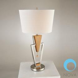 Nova Deco Table Lamp - Nova Deco Table Lamp
