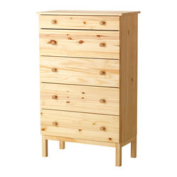 TARVA Chest With Five Drawers