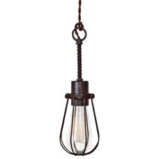 Industrial Pendant Lighting by Flea Market Rx