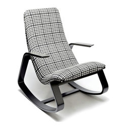 Rapson - YLiving Exclusive Edition: Unisol Rapson® Rapid Rocker | Rapson - Design by Ralph Rapson, 1939.