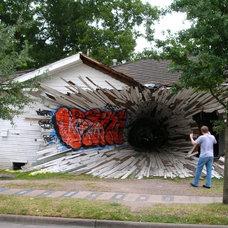 The Hole House- Texas, U.S.A