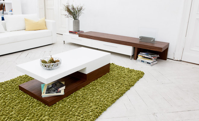 modern coffee tables Damian Coffee Table