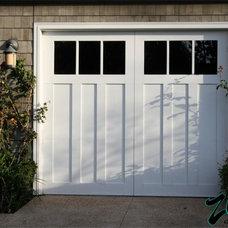 Traditional Garage Doors And Openers by Ziegler Doors Inc.