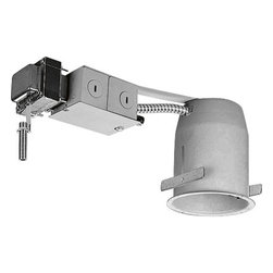 Progress Lighting - Progress Lighting P818-TG Recessed Remodel Recessed - For use in existing ceilings. Integral flange on housing and exclusive locking bars permit quick mounting on ceilings from 1/2in to 1in thick. UL and CUL listed for damp locations.