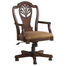 Traditional Office Chairs by Carolina Rustica