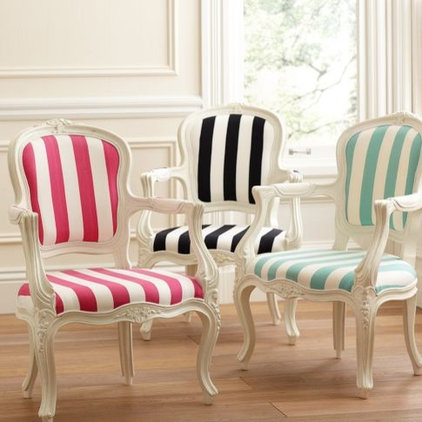 modern chairs by PBteen