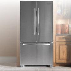 Modern Refrigerators And Freezers Kitchen Aid KFCS 22EVMS Refrigerator